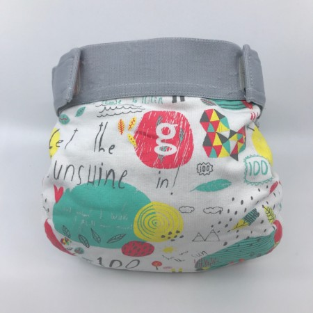 gDiapers L m/pouch