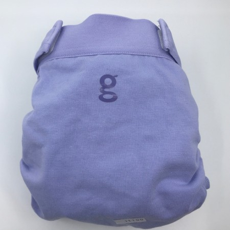 gDiapers Large m/pouch Garden Lavender